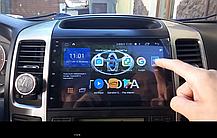 Автомобильная магнитола для Toyota Prado с GPS 120 (2008) Android 5.0.1, фото 2