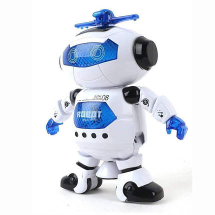 Музыкальная игрушка для ребёнка Dancing Robot, фото 2
