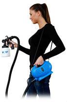 Пульвелизатор распылитель краски Paint zoom, фото 3