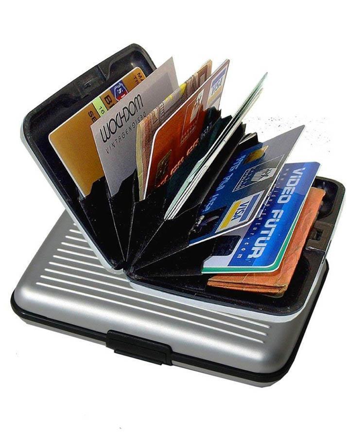 Визитница-кошелёк Aluma Wallet little