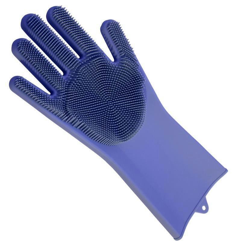 Рукавички багатофункціональні силіконові Silicone Magic Gloves