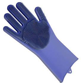 Перчатки многофункциональные силиконовые Magic Silicone Gloves