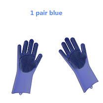 Рукавички багатофункціональні силіконові Silicone Magic Gloves, фото 2