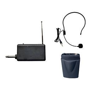 Беспроводная гарнитура микрофон Shure SH 100C, фото 2