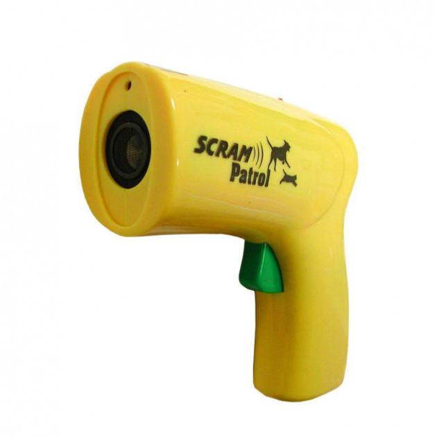 Отпугиватель собак Scram Patrol  0027 dog repeller ультразвуковой