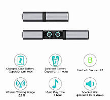 Беспроводные Bluetooth наушники Air Pro TWS-S2, фото 3