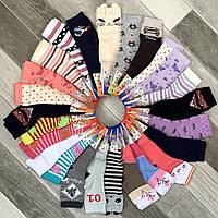 Детские носки демисезонные хлопок Класик, 18-20, 12 размер, ассорти, 06430