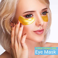 Маска для кожи вокруг глаз Crystal Collagen Gold Eye Mask