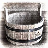 Шайка для бани и сауны 10 литров