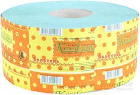 Туалетная бумага Велетень-Джамбо зеленый 190х90