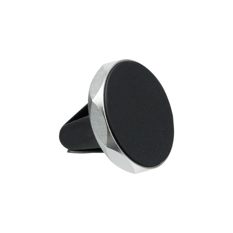 Держатель  Optima RM-C04 Black (Граненый)