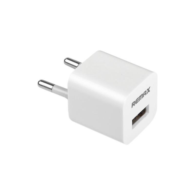 Зарядное устройство Remax оригинал USB 1A White U5 Mini (RMT5288)
