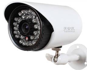 Система видеонаблюдения CCTV Security Camera LM 529 AKT
