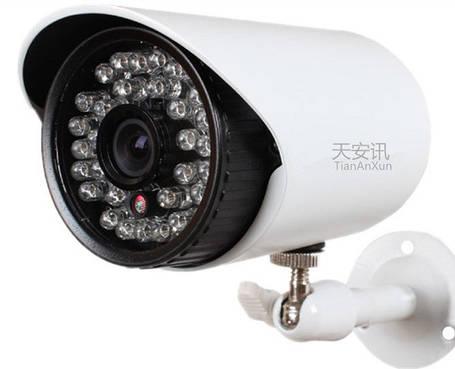 Система видеонаблюдения CCTV Security Camera LM 529 AKT, фото 2