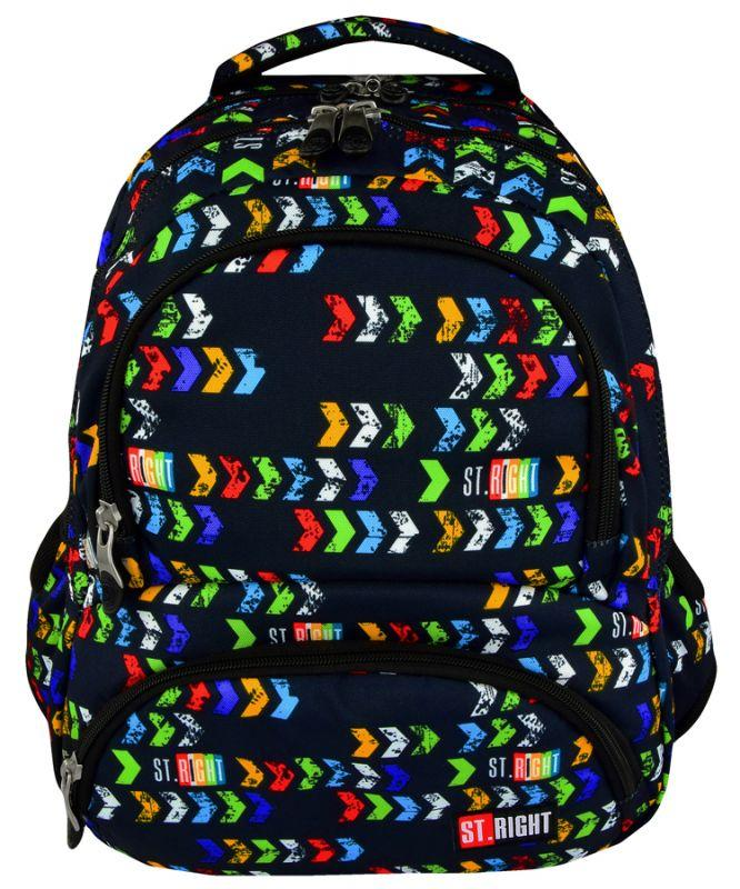 Рюкзак с термосумкой ST.RIGHT 24L, модель BP7 ST.ARROWS Thermo (42x30x20см)