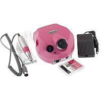 Фрезер для маникюра и педикюра Nail Master DM-202 25000 оборотов 30 ВТ Pink (hub_np2_1542)