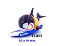 Фингерборд с фигуркой Killa Whaves - Shreddin' Sharks 561965