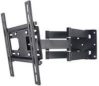 """Крепление для ТВ с поворотом 26""""-55"""" настенный поворотный кронштейн держатель для тв мониторов стойка"""