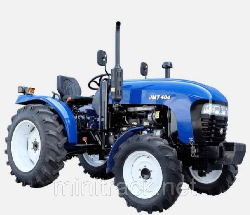 Трактор JINMA JMT 404N, (40л.с., 4х4, 4 цил., ГУР)