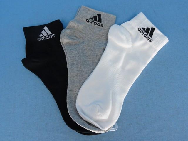 Носки Adidas 3Р Performance Ankle Thin Sportsocke (Артикул: AA2322)