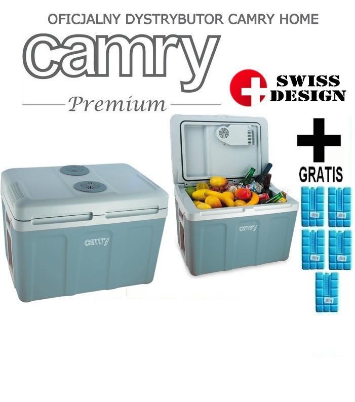 CAMRY CR8061 45L  Холодильник автомобильный электрический