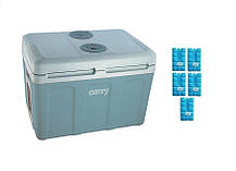 CAMRY CR8061 45L  Холодильник автомобильный электрический, фото 3