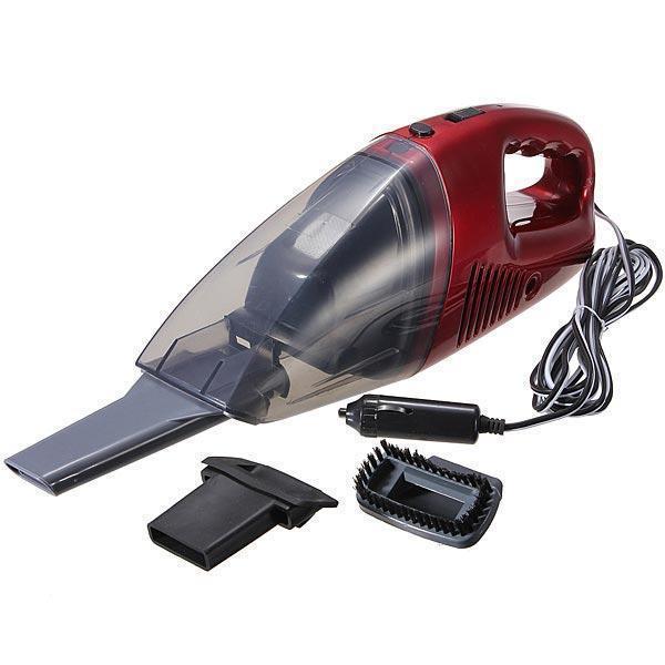 High-power Portable Vacuum Cleaner Пылесос Автомобильный   собирает воду
