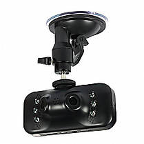 DVR F9 видеорегистратор автомобильный FullHD панорамный, фото 3