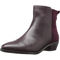 Ботинки COACH Carmen Warm Oxblood/Warm Oxblood Semi Matte Calf/Suede - Оригинал, фото 1