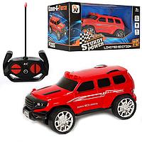 Машина Джип на пульте управления  HY-999-2B1-2B Красный