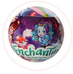 Шар с сюрпризом Enchantimals TBG383808 НСН, фото 2