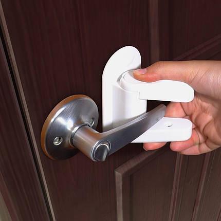 Детский замок Door Lever Lock для ручек (2 шт), фото 2