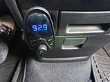 ЗАРЯДКА USB 7в1 РАДИО FM модулятор трансмиттер, mp3 плеер, громкая связь  для авто, фото 3