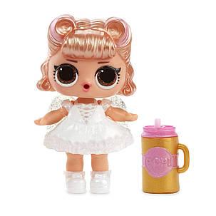 Кукла ЛОЛ Сюрприз в шаре пара Жених и невеста Оригинал L.O.L. Surprise! Supreme Bffs Limited Edition, фото 2