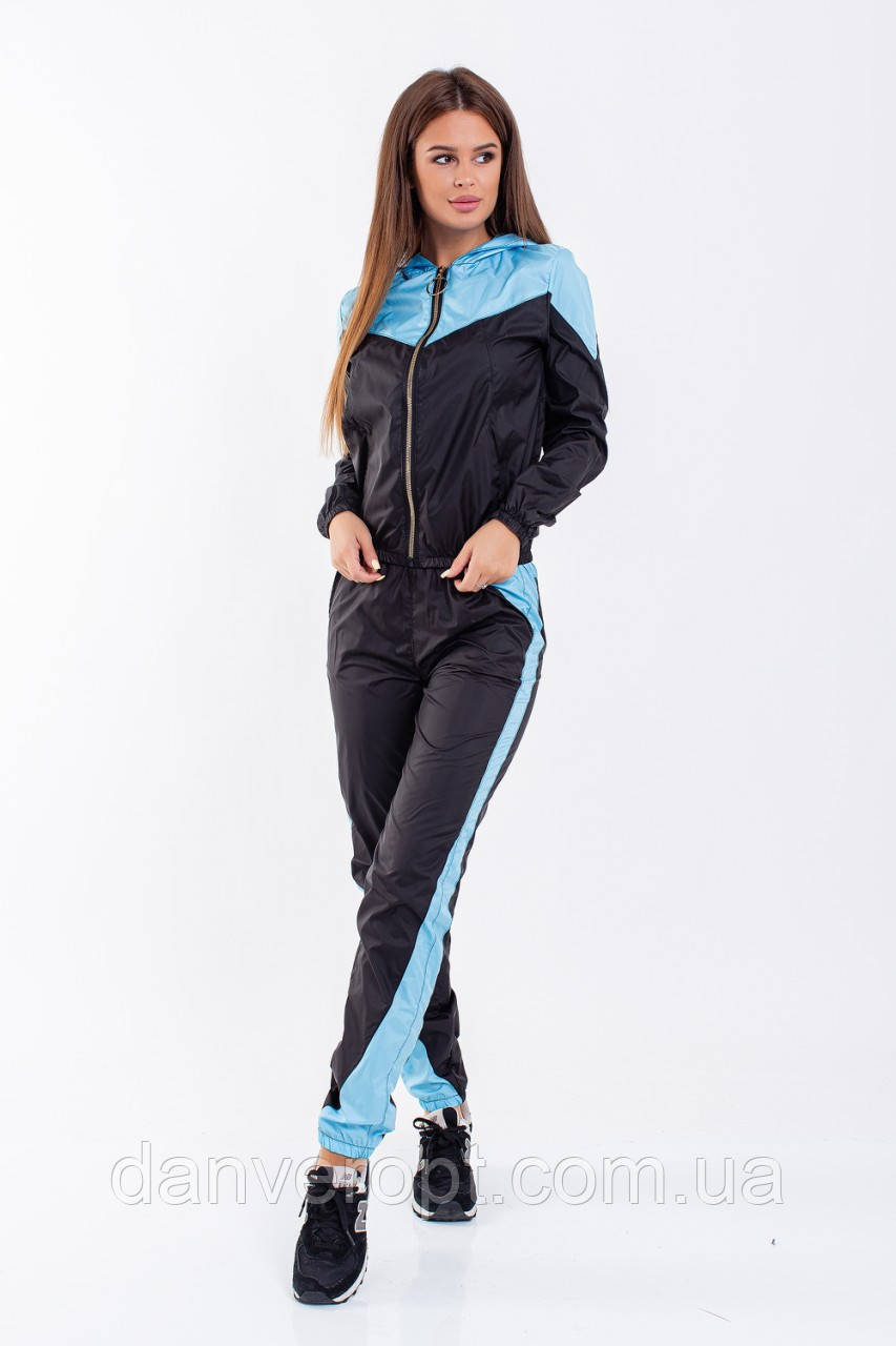 Костюм женский стильный модный размер 42-48, купить оптом со склада 7км Одесса