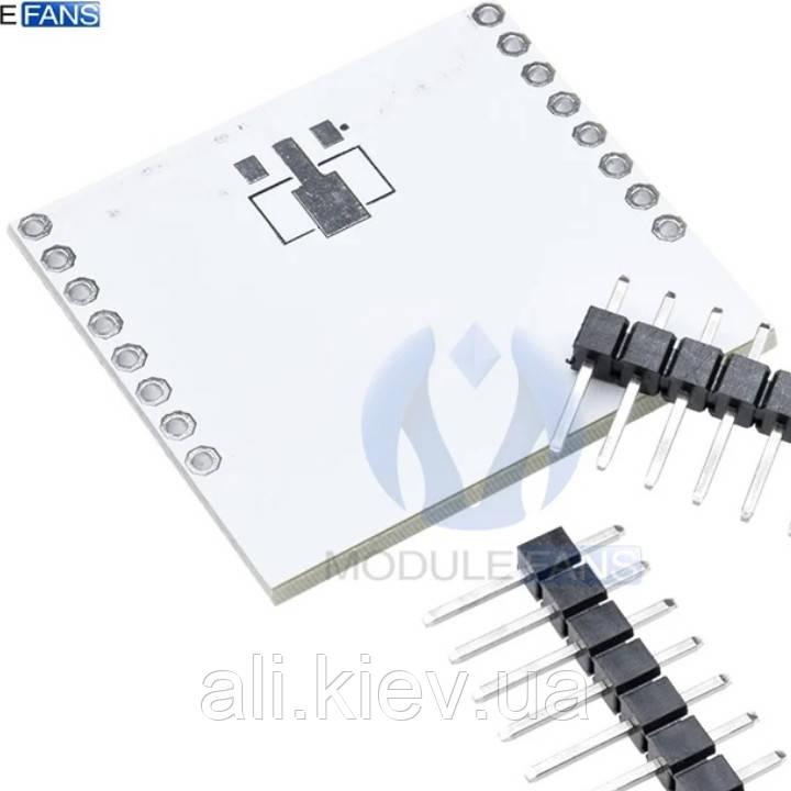 ESP8266 Serial WIFI Wireless Module Adapter also for ESP-07 ESP-08 ESP-12 ESP-12E ESP-12F Diy Electronic Board