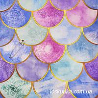 49001 Цветной узор.Ткани для пэчворка, трапунто, и для художественной стежки., фото 1
