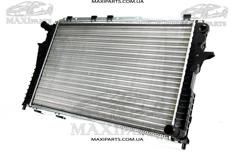 Радиатор охлаждения AUDI 100, A6 2.2/2.6/2.8 12.90-12.97