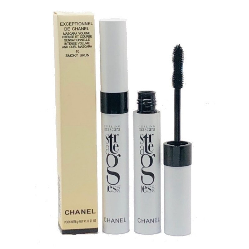 Тушь для ресниц Chanel Exceptionnel Mascara Volume Intense