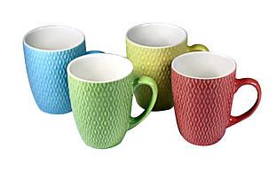 Чашка однотонная