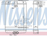 Радиатор печки салона MERCEDES E-CLASS W 210 (95-) Nissens 72013