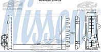 Радиатор печки салона PEUGEOT 405 (87-) 1.4-2.0 Nissens 72935