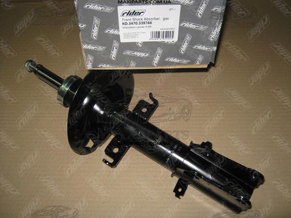 Амортизатор передний газ-масло RENAULT Kangoo 08- (RIDER)
