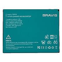 Аккумулятор 90-100%  Bravis Omega orig без упак.