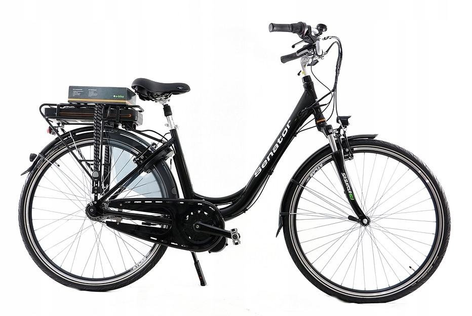 Електровелосипед Prophete 28 Nexus 7 Bafang E-NOVATION  Німеччина