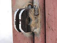 Ремонт металлических гаражей и ворот - сварка петель