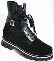 Ботинки женские зимние большого размера от производителя модель МИ3528-11-1