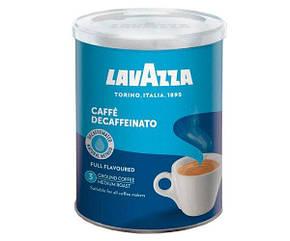 Кофе молотый Lavazza Dek Decaffeinato жб 250г (12)
