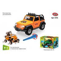 Разборной игрушечный джип Play Smart 1376