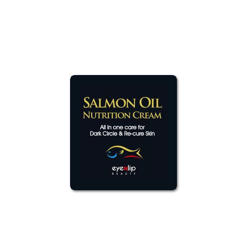 Питательный крем для лица с лососевым маслом EYENLIP Salmon Oil Nutrition Cream 1.5 ml